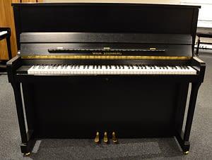 deutsches Klavier schwarz
