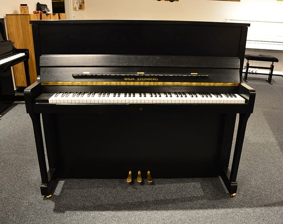 Steinberg Klavier, schwarz, Standort Oldenburg
