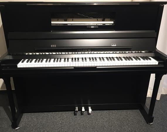 Feurich Klavier, Standort Oldenburg