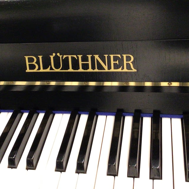 Blüthner klavier, gebraucht