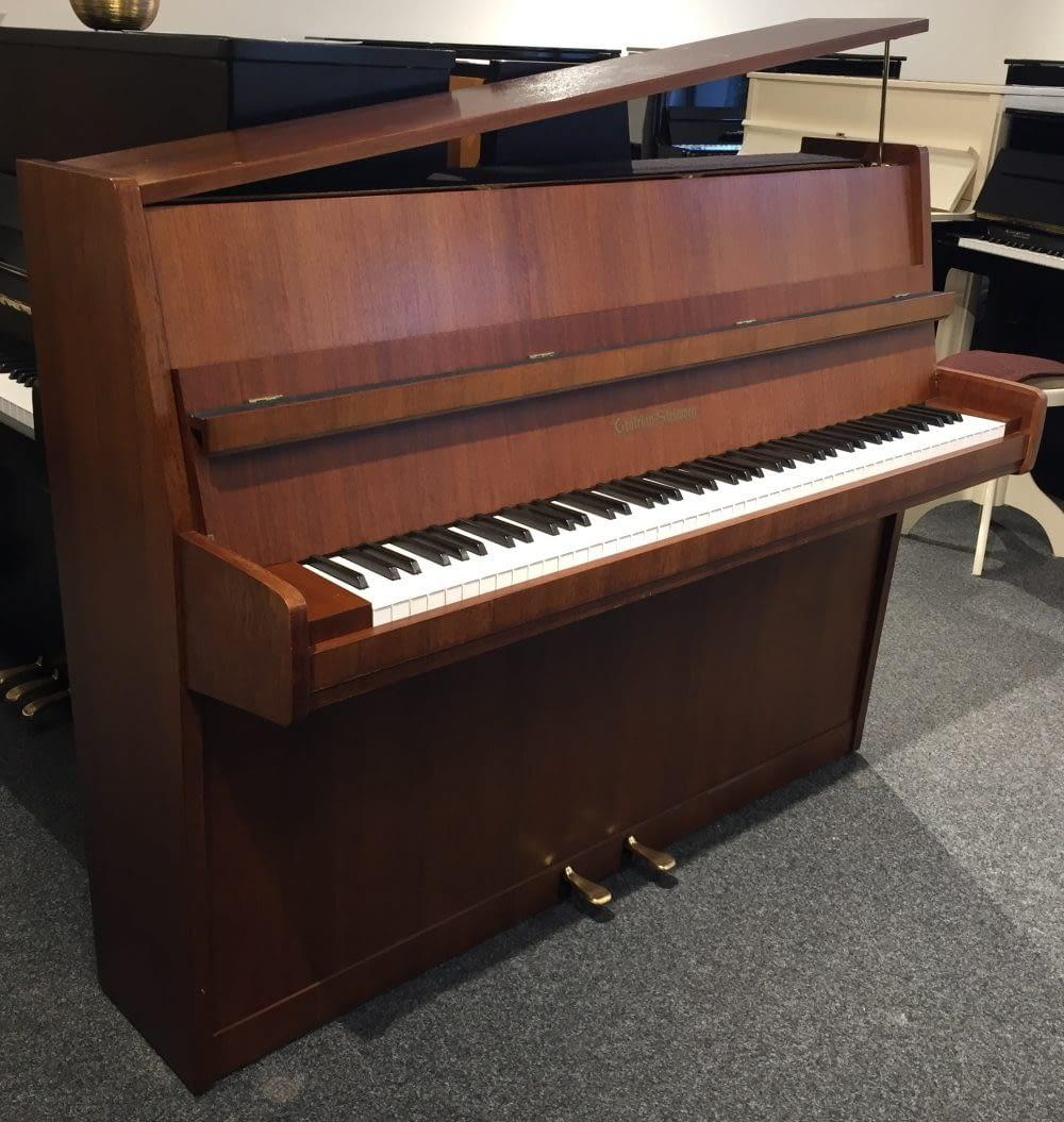 braunes Grotrian Klavier