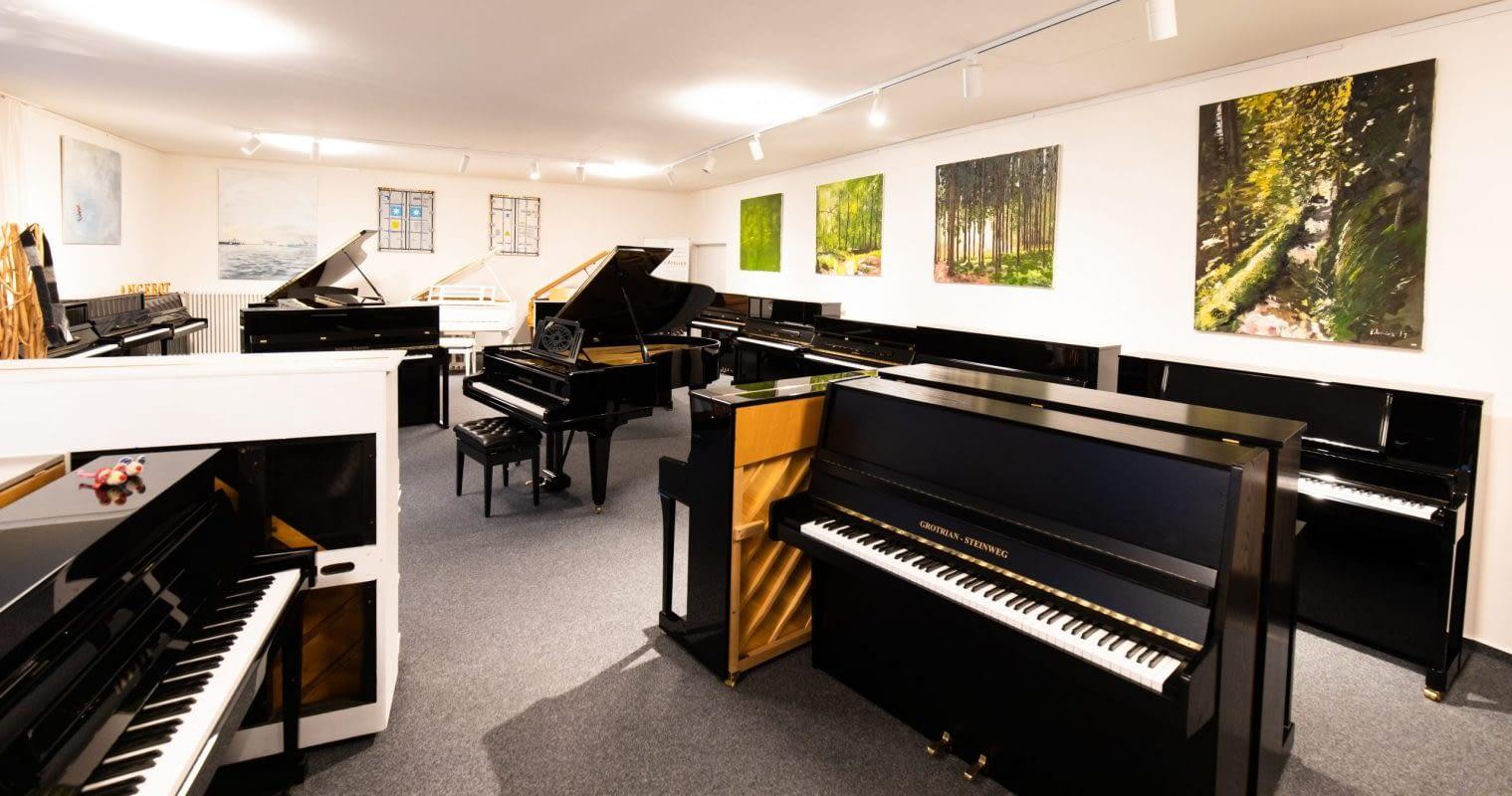 Klavier Atelier, Burkhard Casper
